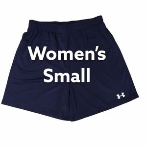 Under Armour S Shorts Navy Athletic Active EUC